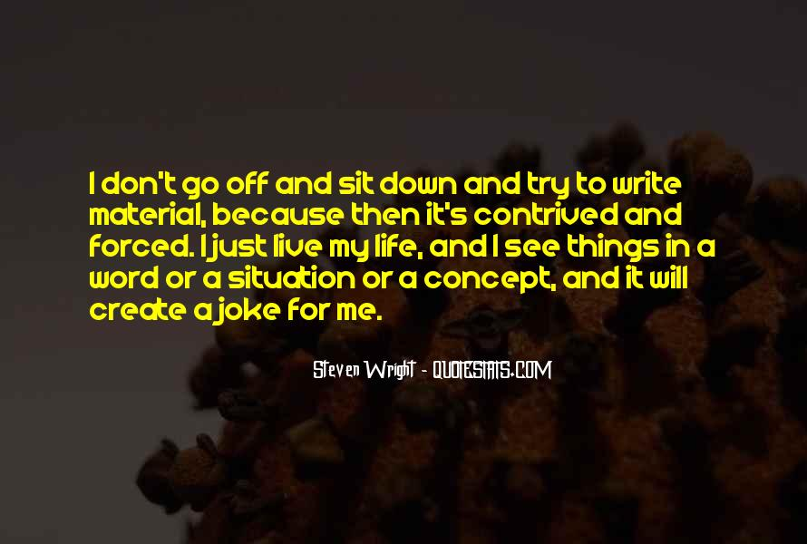Write To Me Quotes #57071