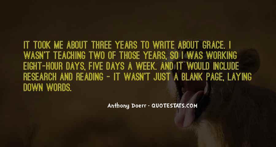 Write To Me Quotes #60041