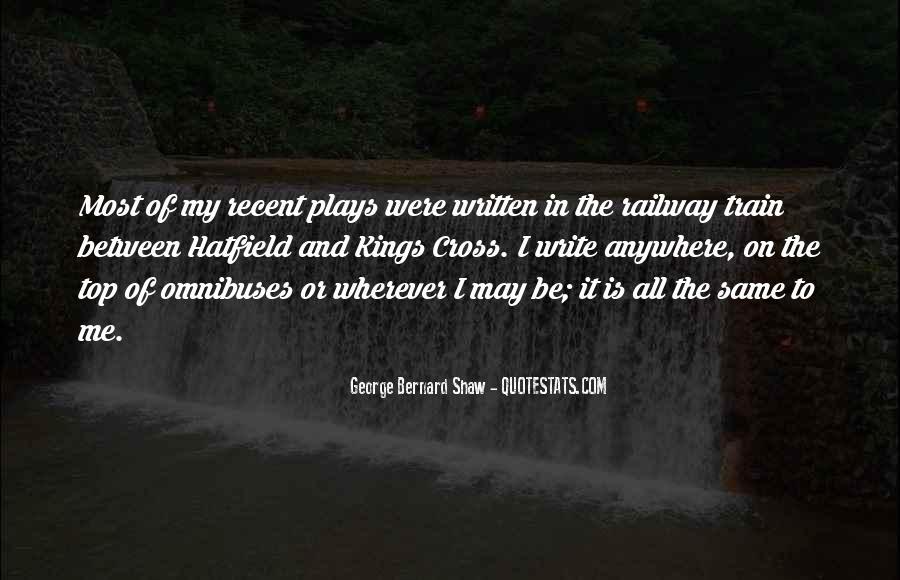Write To Me Quotes #64694