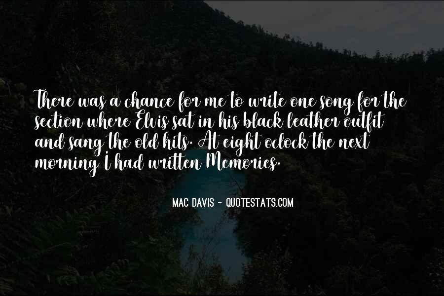 Write To Me Quotes #78156