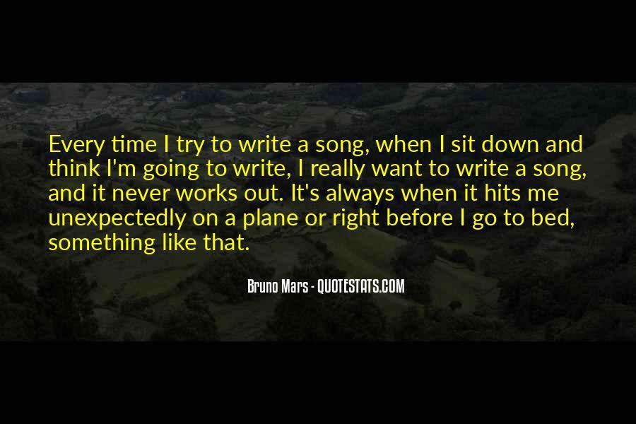 Write To Me Quotes #79489