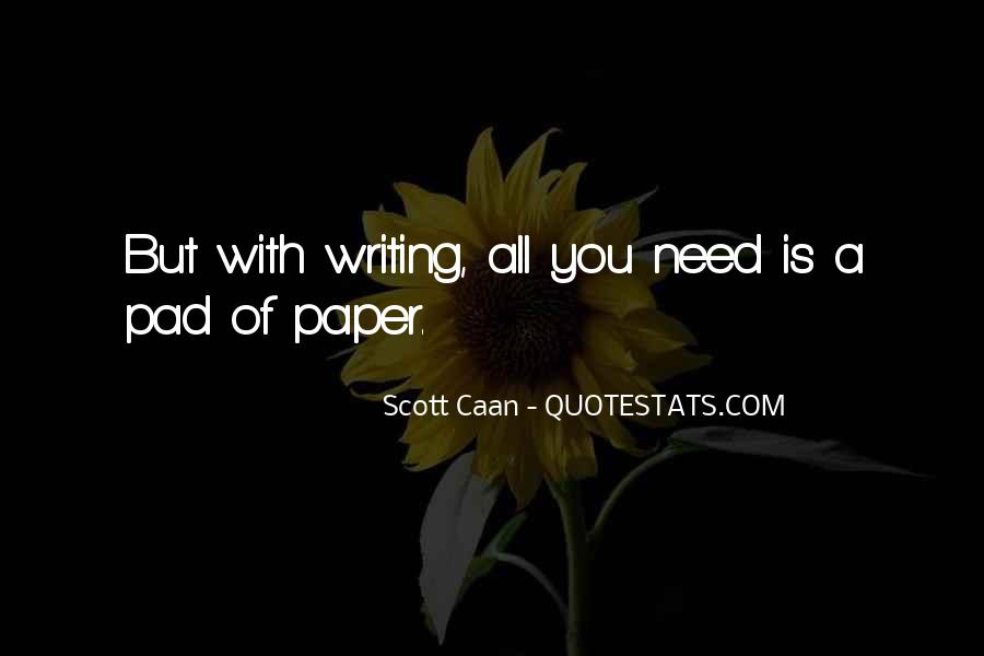 Writing A Paper With Quotes #1164536