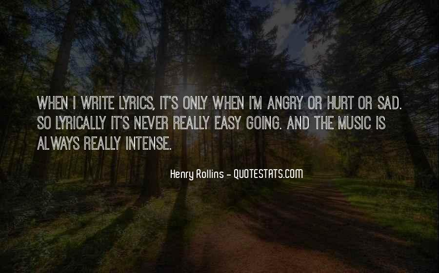 Writing Is Not Easy Quotes #100856