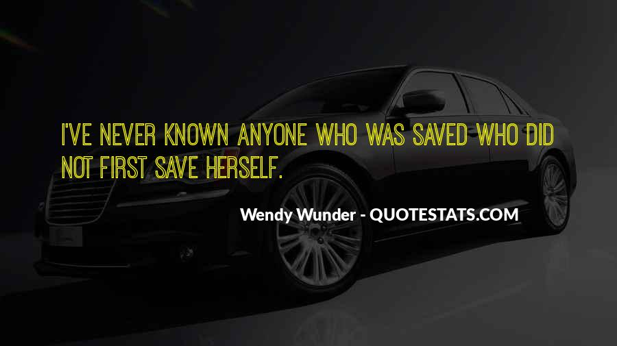 Wunder Quotes #1080970