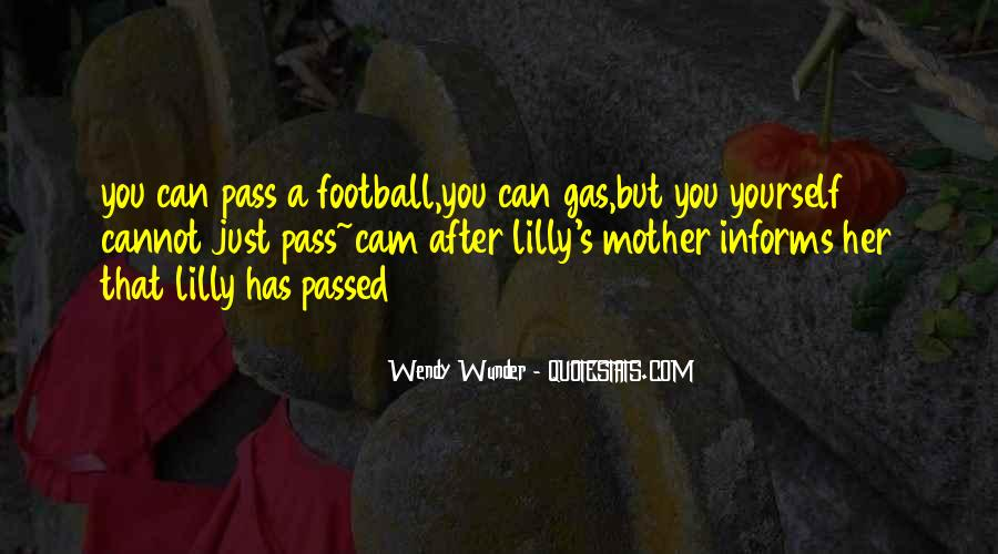 Wunder Quotes #1186044