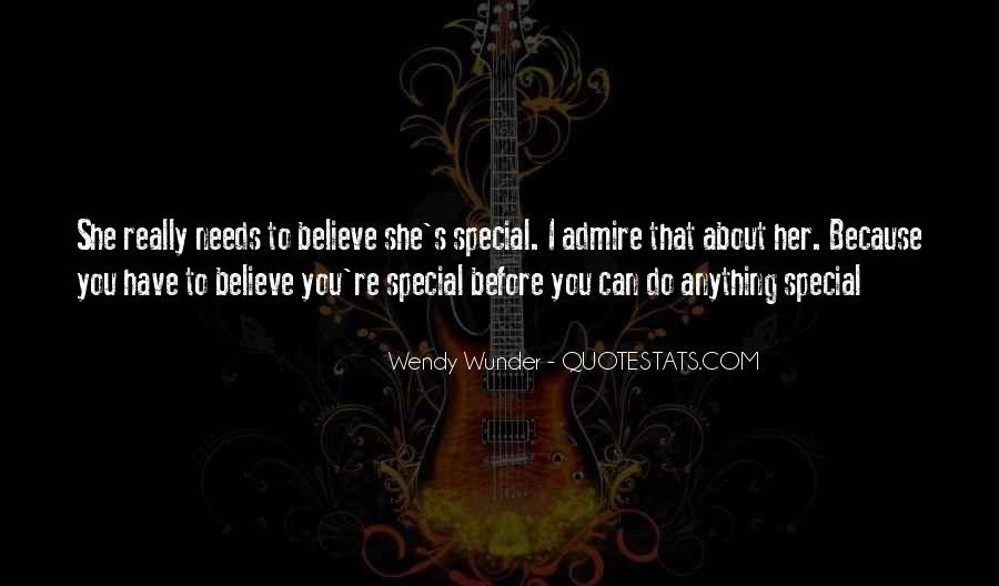 Wunder Quotes #1197715
