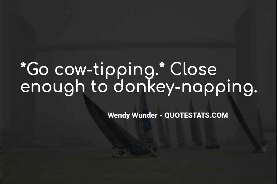 Wunder Quotes #1426235