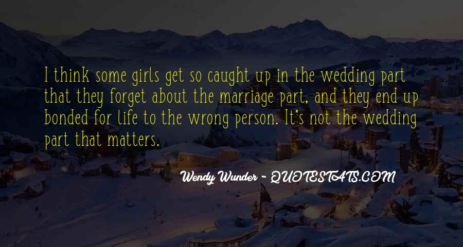 Wunder Quotes #1667900
