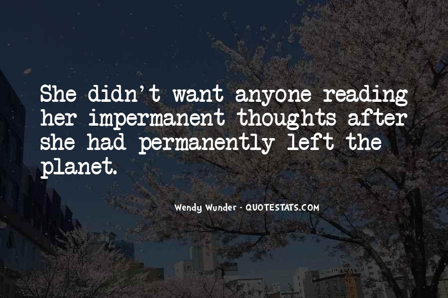 Wunder Quotes #352165