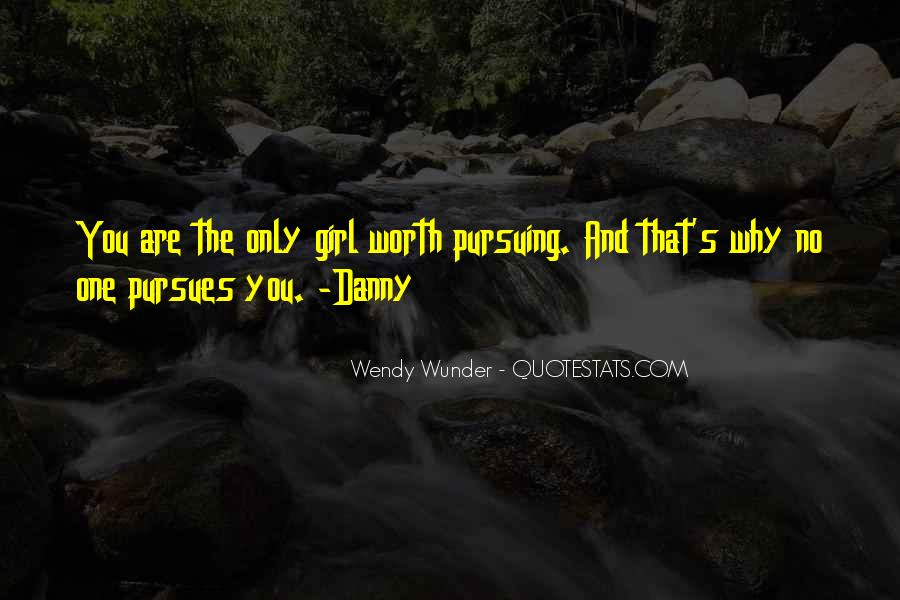 Wunder Quotes #542780
