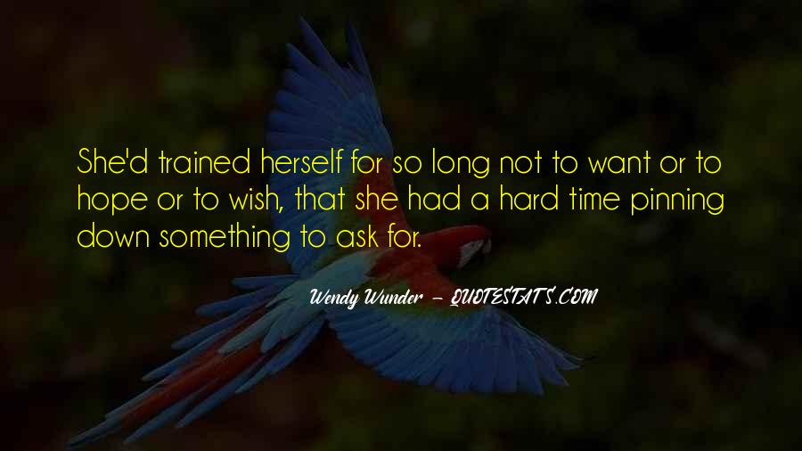 Wunder Quotes #604972