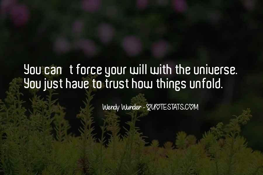 Wunder Quotes #661797