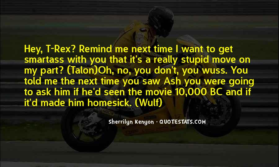 Wuss Quotes #132326