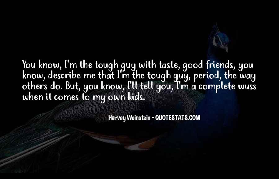 Wuss Quotes #1775349