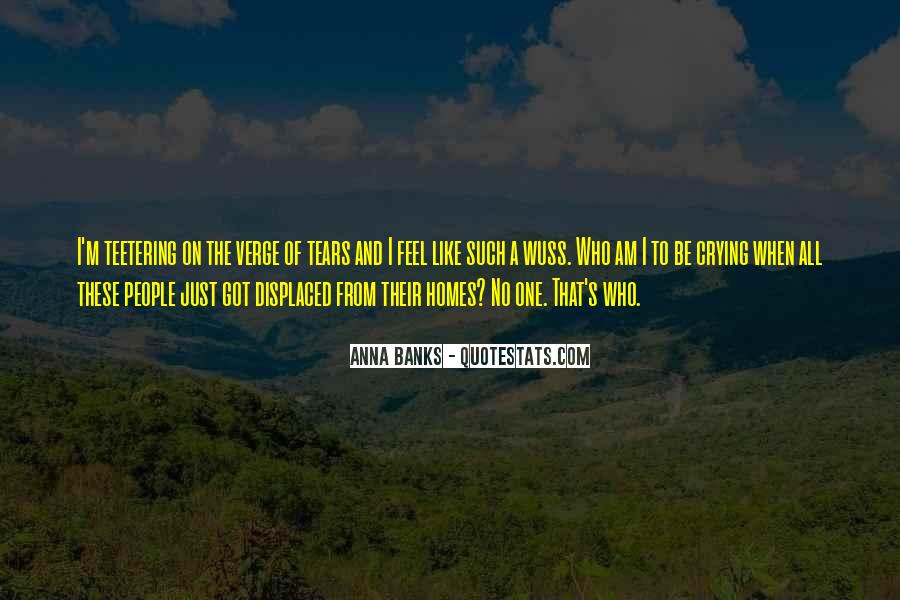 Wuss Quotes #416010