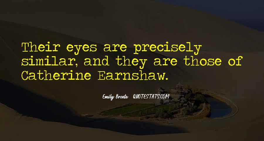 Wuthering Heights Catherine Quotes #1171825