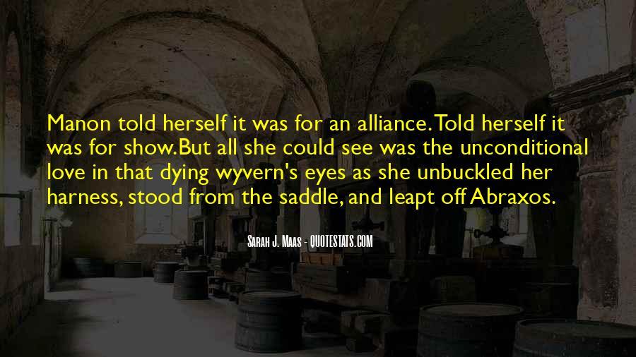 Wyvern Quotes #37825