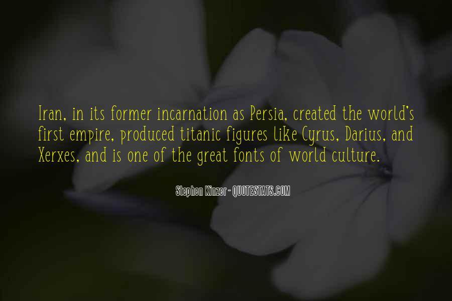 Xerxes Of Persia Quotes #1439288
