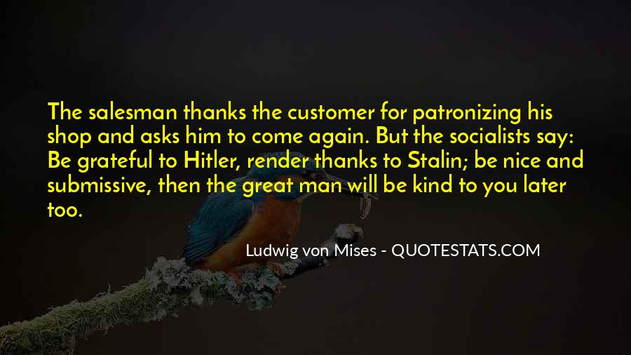 Quotes About Stalin And Hitler #1328278