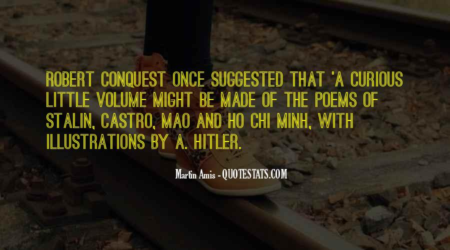 Quotes About Stalin And Hitler #1438590