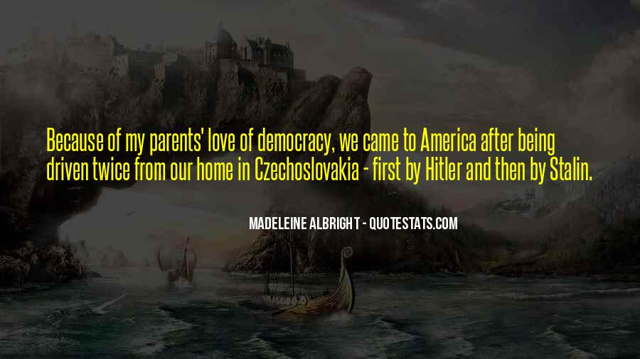 Quotes About Stalin And Hitler #167100