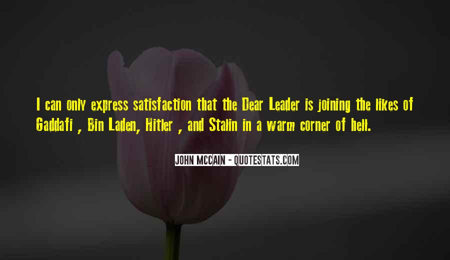 Quotes About Stalin And Hitler #1836974