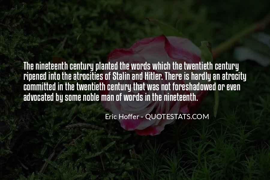 Quotes About Stalin And Hitler #224645