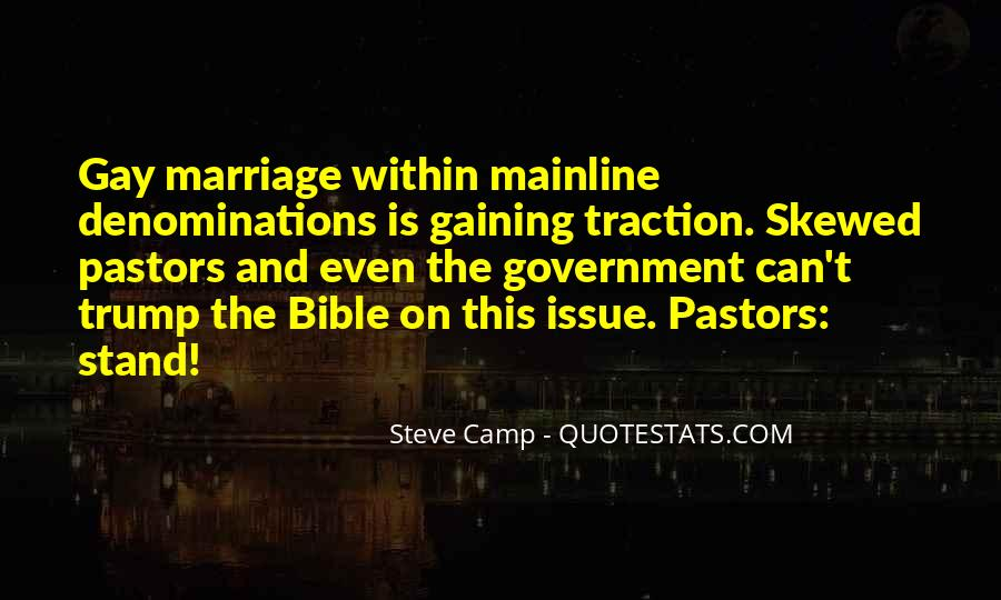 Quotes About Pastors From Bible #1465306