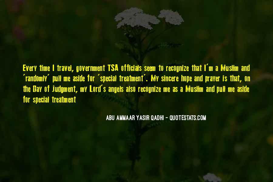 Yasir Qadhi Quotes #1286144