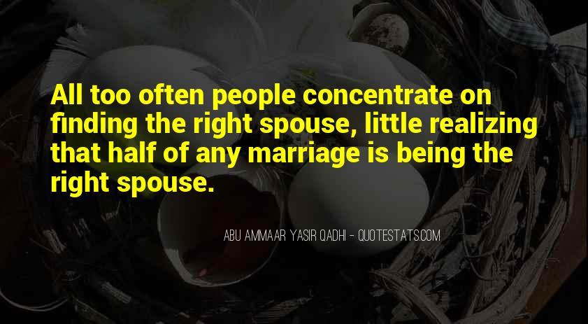 Yasir Qadhi Quotes #1379376