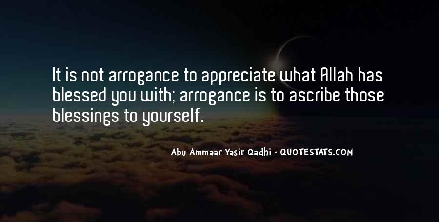 Yasir Qadhi Quotes #1509511