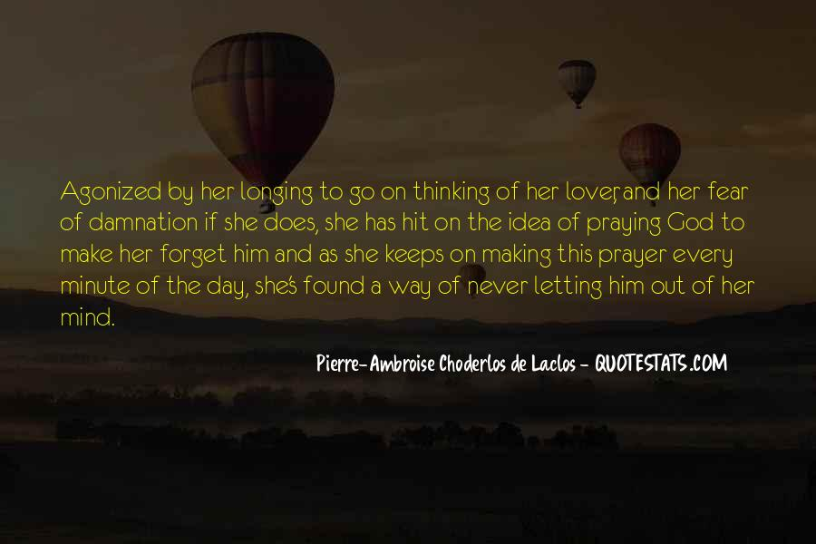 Quotes About Never Letting Go Of The One You Love #691989