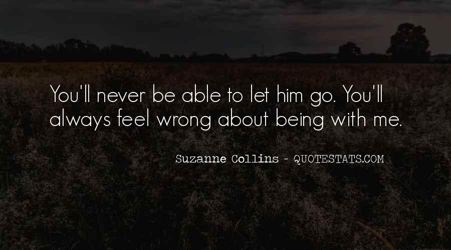 Quotes About Never Letting Go Of The One You Love #69248