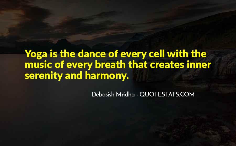 Yoga Benefits Quotes #650013