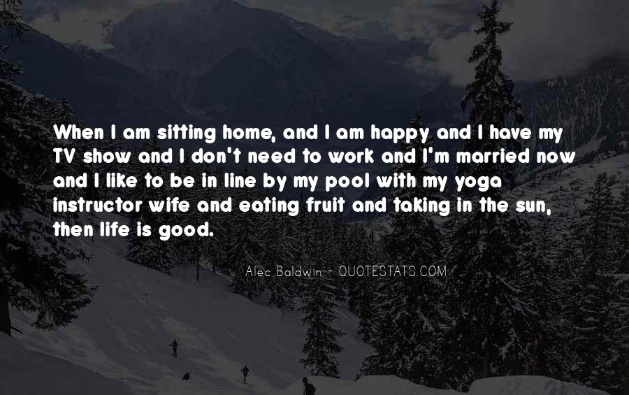 Yoga Instructor Quotes #1812317