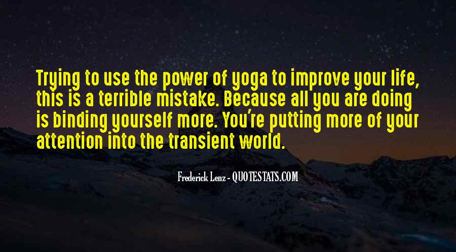 Yoga Is Life Quotes #1018773