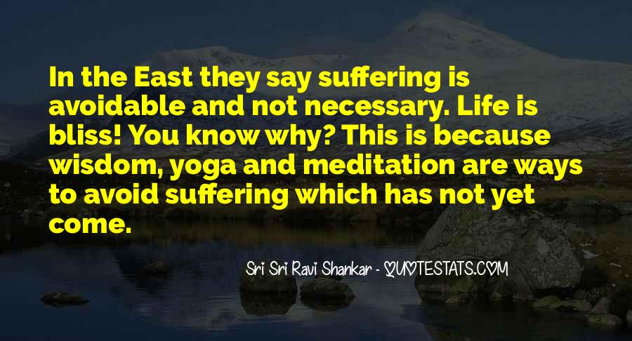 Yoga Is Life Quotes #1229835