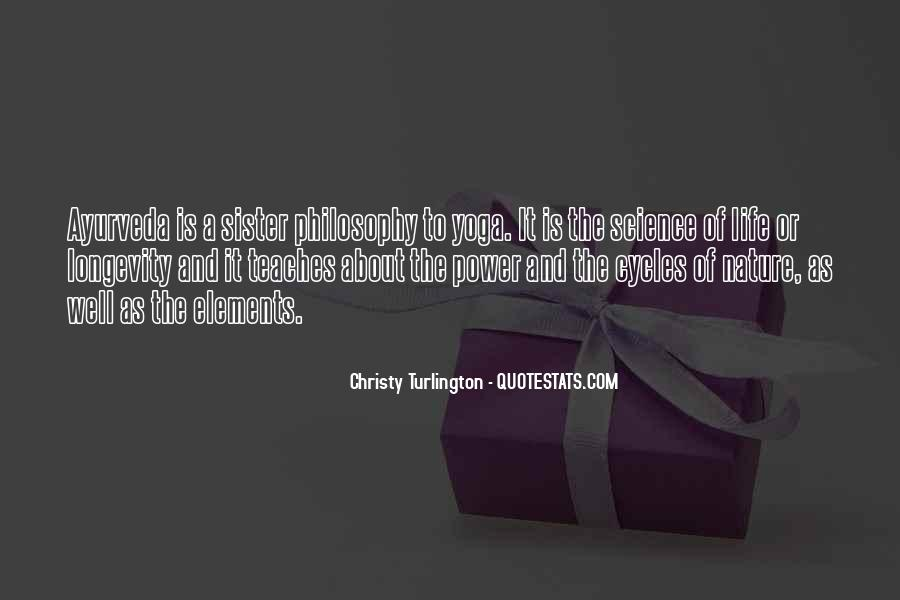 Yoga Is Life Quotes #1257870