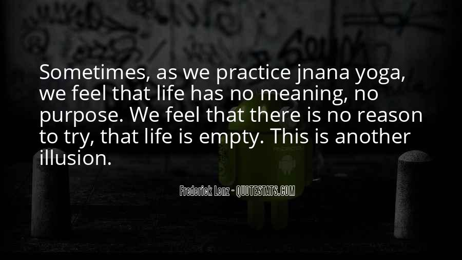 Yoga Is Life Quotes #1332750