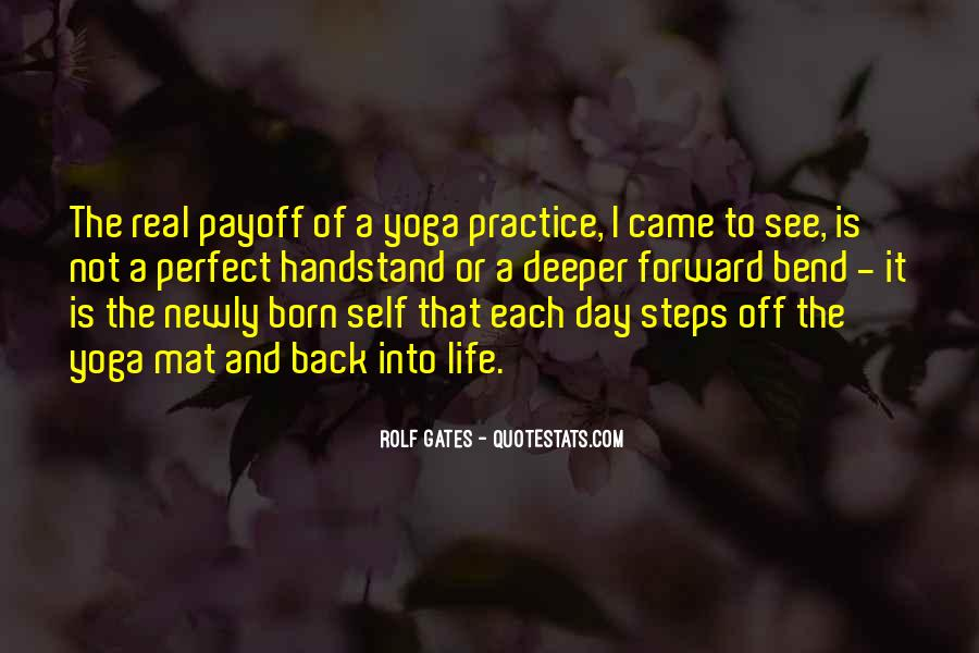 Yoga Is Life Quotes #139223