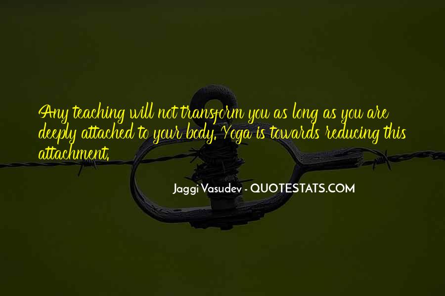 Yoga Is Life Quotes #1426421
