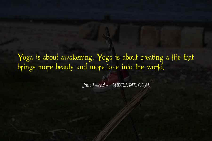 Yoga Is Life Quotes #23427