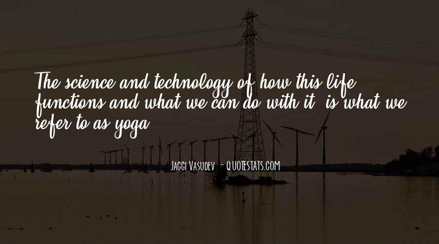 Yoga Is Life Quotes #618710