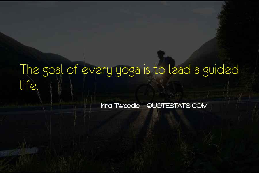 Yoga Is Life Quotes #668805
