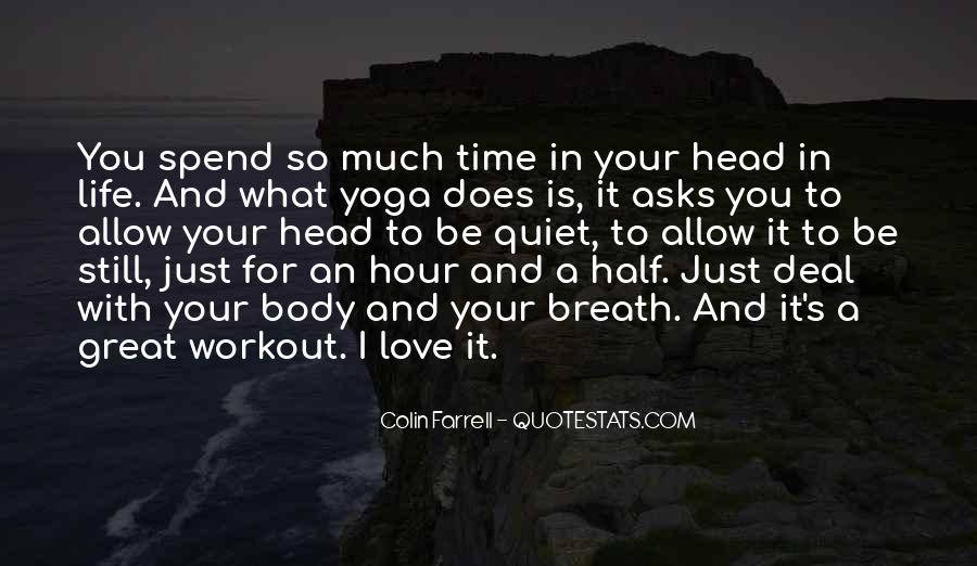 Yoga Is Life Quotes #691206