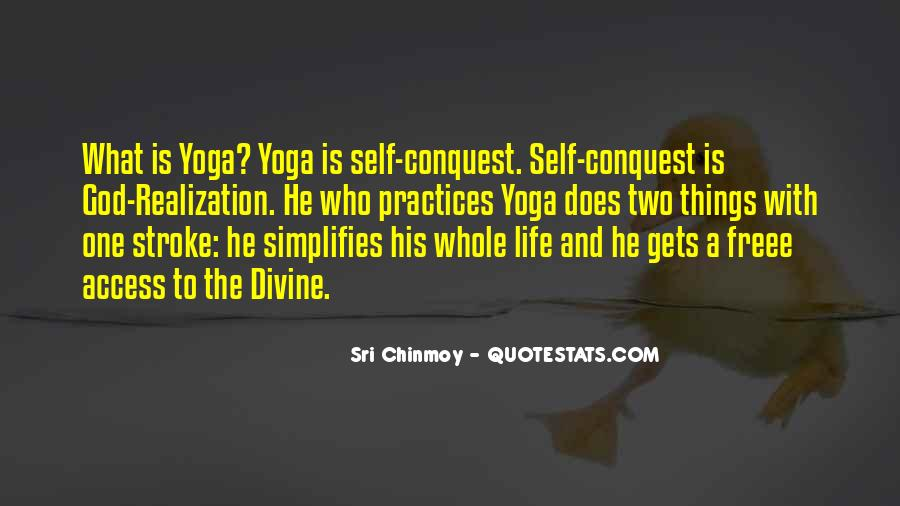 Yoga Is Life Quotes #976353
