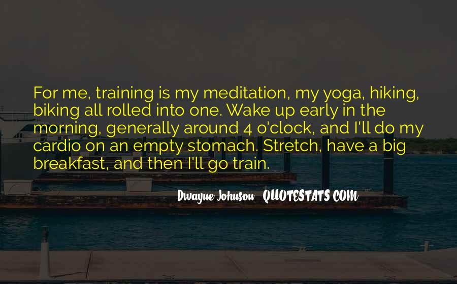 Yoga Training Quotes #1522930