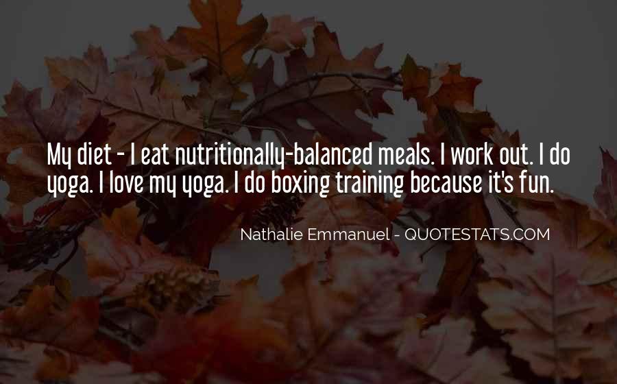Yoga Training Quotes #1607323
