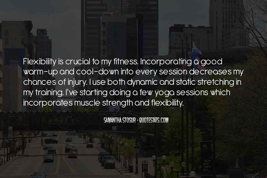 Yoga Training Quotes #227389