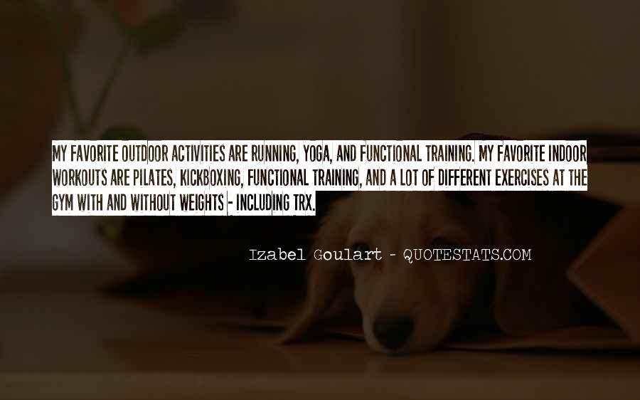 Yoga Training Quotes #358759